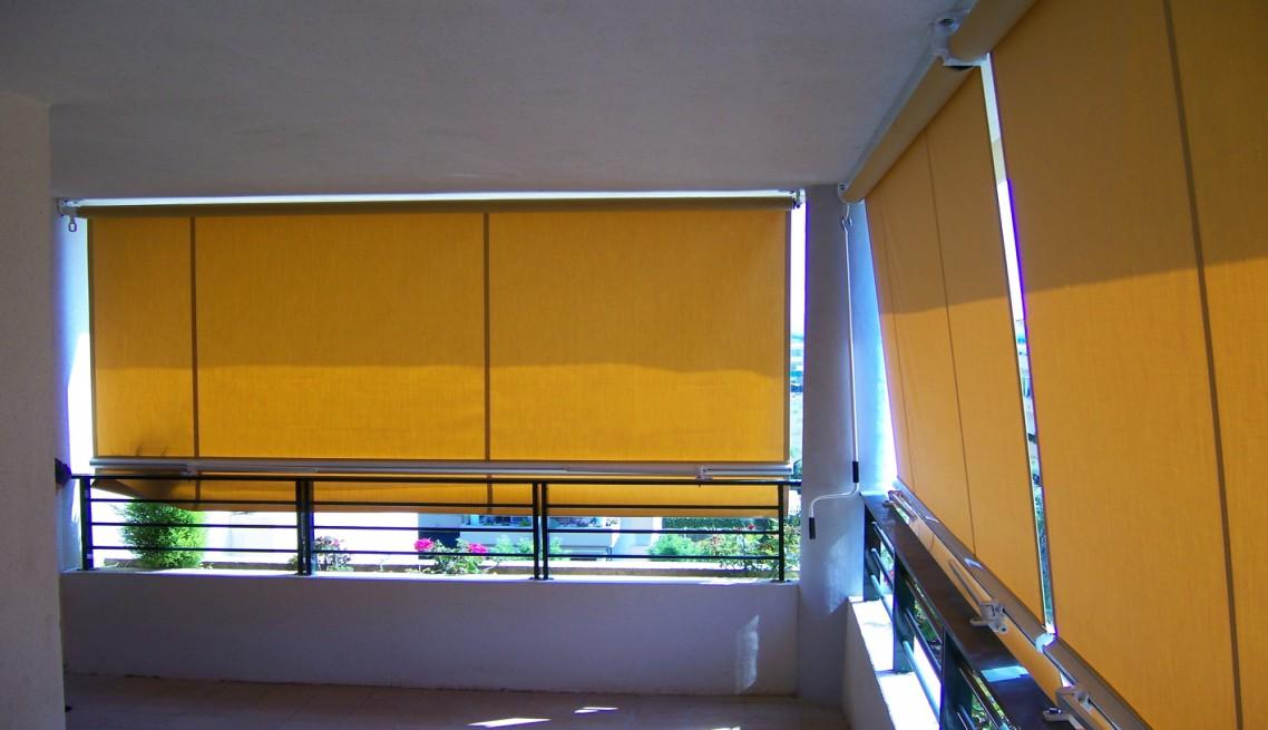Toldos balcón